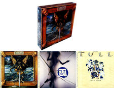 "JETHRO TULL "" The Broadsword and the Beast "" Japan Mini LP 3 CD Box"