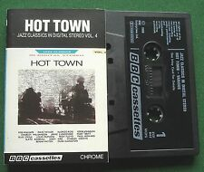 Hot Town Jazz Classics Vol 4 Benny Moten Dave Taylor + Cassette Tape - TESTED