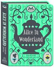 Alice in Wonderland Keepsake Journal: Includes 10 Illustrated Quote Cards by