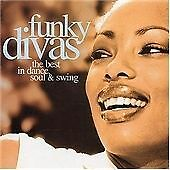 Various Artists : Funky Divas Vol.1 : The Best In Dance, Soul & Swing (2CDs)