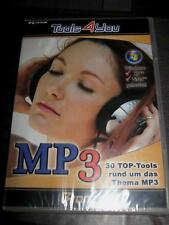 Tools 4You - Mp3 - 30 Top-Tools rund um das Thema MP3