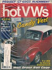 DUNE BUGGIES & HOT VWs APR 1992 VOLKSWAGEN MAGAZINE NEW SEALED IN PLASTIC MAILER