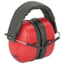TWO EAR MUFF MUFFLER NOISE HEARING PROTECTION SAFETY PLUGS