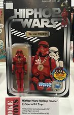 NYCC 2016 Exclusive DKE  Hip Hop Trooper Star Wars Hasbro Kenner storm vintage