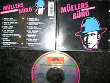 CD Müllers Büro Soundtrack Niki List Gitti Seuberth Sue Tauber Wiener Wunder