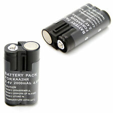 2x Battery for KAA2HR Kodak EasyShare C743 C813 C875 Zoom CX4200 CX4210 CX4230