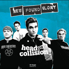 CD Head on Collision / Hit Or Miss - New Found Glory NEW