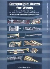 Compatible Duets for Winds Alt-Saxofon Bariton-Saxofon Noten