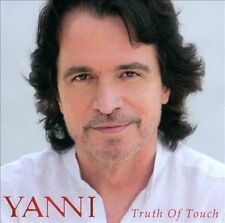 [CD+DVD] Truth of Touch by YANNI