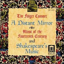 Acc, A Distant Mirror-Music Of The 14th Century/Shakespeare's Music, , 013491100