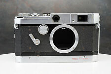 - Canon VT 35mm Rangefinder Camera Body