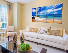 Canvas Prints - Beach Prints On Canvas - Seascape Wall Art - Framed Artwork