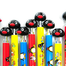 1x So Cute Pingu Penguin Mechanical Pencil 0.5mm Stationery Pen School Supplies