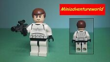 Lego GENUINE BRAND NEW Minifigure Han Solo Stormtrooper 10188 sw205a 2010 issue