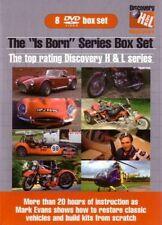 Is Born Series Boxset 8 Sumo Jaguar Westfield Harley Triumph Trike Plane Chopper