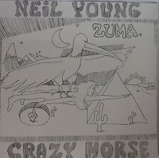 NEIL YOUNG & CRAZY HORSE zuma LP NEU OVP/Sealed