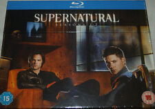 Supernatural Staffeln 1 2 3 4 5 6 7, 25 Blu Ray Box, NEU & OVP