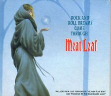 ★ MAXI CD MEAT LOAF Rock and Roll dremas come through 3-track Digipack NEW  ★