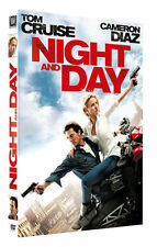 DVD NEUF NIGHT AND DAY TOM CRUISE CAMERON DIAZ VERSION LONGUE