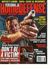 PERSONAL & HOME DEFENSE, 2012    # 118  ( BUYER'S GUIDE 1000+ GUNS & WEAPONS )