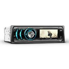 BLACK CAR STEREO RADIO BLUETOOTH HANDS FREE VIDEO INPUT * FREE P&P UK OFFER