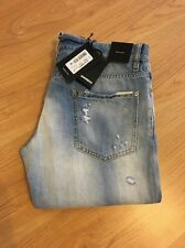 Jeans Dsquared Slim Jean S74LA0675 S/S 2015 IT 50 D2 100% Original