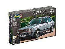 Revell - VW Golf 1 GTI 1:24 Model Kit - 07072