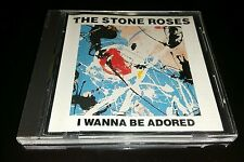 The Stone Roses - I Wanna Be Adored 4 Track Promo CD