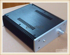 2107 Aluminum power amplifier chassis Power supply case 212*70*257 With heatsink