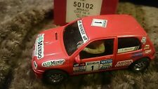 ninco 50102 renault clio red scalextric compatible