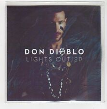 (FC227) Don Diablo, Light Out EP - 2012 DJ CD