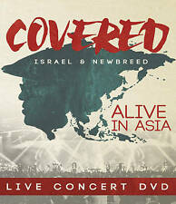 Israel and New Breed: Covered - Alive in Asia (DVD, 2016, Super Jewel Case)