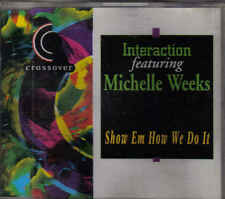 Interaction-Show em How We do It cd maxi single
