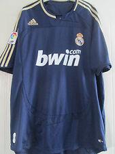 Real Madrid 2007-2008 Away Football Shirt Size Adult Large /39626