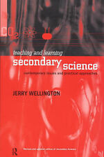 Teaching and Learning Secondary Science:As new