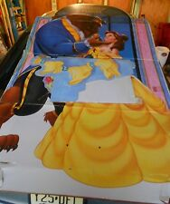 1991 Walt Disney Beauty And The Beast Life-Size Cardboard Theatre Stand-Up