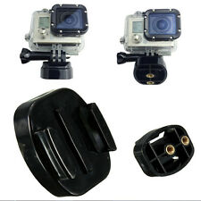 Amazing Quick Release Tripod Mount Adapter for GoPro HD Hero 4 3+ 3 2 1 CameraRD