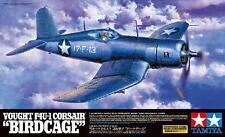 Tamiya 60324 1/32 U.S Aircraft Model Kit Vought F4U-1 Corsair MK1 Birdcage