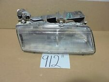 1989 - 1991 Pontiac Grand Am PASSENGER Side Headlight Used front Lamp #912-H