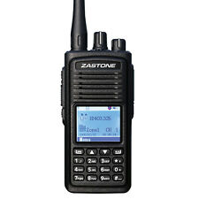 NEW Walkie Talkie ZASTONE D900 digital radio VHF 136-174MHz handheld transceiver