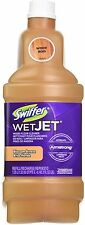 Swiffer WetJet Wood Floor Cleaner Refill, Blossom Breeze 42.20 oz (Pack of 2)
