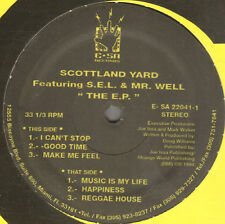 SCOTTLAND YARD - The EP - E-SA Records
