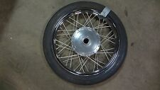 1999 Royal Enfield Bullet 500 350 S495' front wheel rim 19in