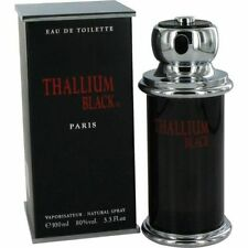 THALLIUM BLACK * YVES DE SISTELLE * Cologne for Men * 3.3 / 3.4 oz * New In Box