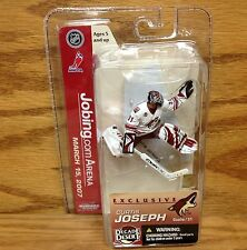 "Curtis Joseph McFarlane Decade in The Desert Phoenix Coyotes 3"" Mini 2007 SGA"