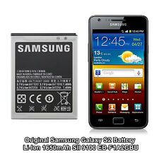 SAMSUNG® GALAXY S2 GT-i9100 GENUINE ORIGINAL SAMSUNG® 1650mAh EB-F1A2GBU BATTERY