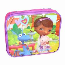 Character Insulated Lunch Bag Cool Bag – Doc McStuffins
