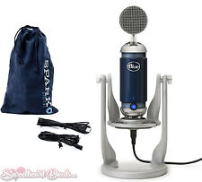 Blue Microphones Spark Digital Lightning and USB Studio Condenser Recording Mic