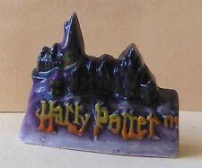 Fève Harry Potter - WB 2005 - Château Ecole de Poudlard