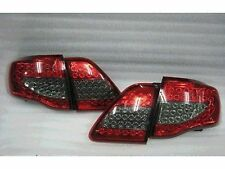 Tail Light Lamp Red Smoke RIGHT LEFT FIT 2008 2009 2010 Toyota Corolla Altis LED